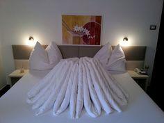 Idee für Bett