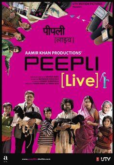 Cool Peepli Live Blu Ray Aamir Khan Productions