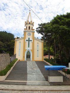 Igreja Matriz Passa Quatro