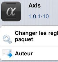 Des raccourcis sur votre lockscreen avec le tweak Axis - http://www.applophile.fr/des-raccourcis-sur-votre-lockscreen-avec-le-tweak-axis/