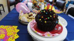 Cupcake Gigante Rocky Road II