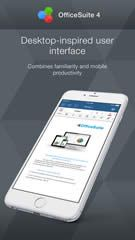 FREE OfficeSuite Premium for iOS Devices  on http://www.icravefreebies.com/