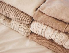ShopStyle Look by MackJean featuring H&M - Fine-knit Hoodie - Beige and H&M - Fluffy Turtleneck Sweater - White