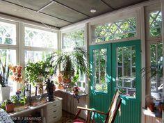 Beautiful porch / Kaunis kuisti