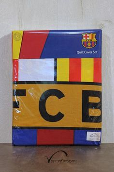 Grasshopper Obliečka Bavlna  FCB 140x200 Fc Barcelona, Quilt Cover Sets, Bedding, Quilts, Linens, Comforters, Bed Linen, Quilt Sets, Kilts