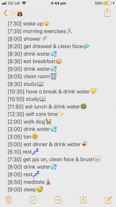 School Routine For Teens, Morning Routine School, Healthy Morning Routine, Health Routine, School Routines, Life Hacks For School, School Study Tips, Self Care Routine, Sunday Routine