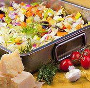Rezept: Gemüseauflauf/ mediterranean diet