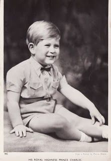 Prince Charles Philip Arthur George of Wales.  11-14-1948   1st in line for the Throne.