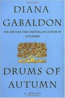 Dancing Barefoot in Sand and Snow: 2013 in books...The Outlander Series by Diana Gabaldon