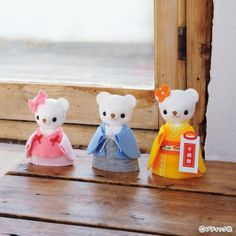 フェルトのお菓子!簡単に作れるドーナツの作り方|ぬくもり Patchwork Bags, Macrame, Free Pattern, Teddy Bear, Toys, Animals, Animais, Animales, Animaux
