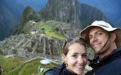 Depuis qu'ils sont partis en lune de miel il y a cinq ans, ils ne sont jamais revenus chez eux et ont visité 50 pays !