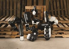 Group shot!  Explore the entire line of Century CREED Products at www.centurycreed.com