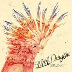 Little Dragon - Little Man EP
