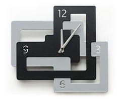 120931075055 - orologi design, orologi da parete, orologi da parete in acciiaio - ITALpol - orologio da parete in acciaio, orologio da paret...