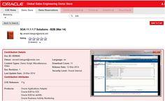 B2B SOA Suite Demo System   SOA Community Blog