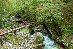 Natural sights: Vintgar Gorge Bled - Explore Slovenia