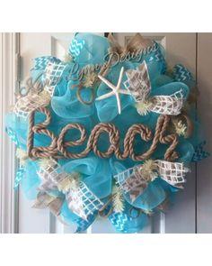 Beach Wreath | Photo Contest - CraftOutlet.com