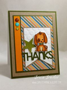 ... Simply Stamping ...: {Seasons Givings Blog Hop} Thanks!