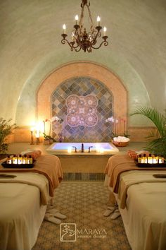 25 Ultra Modern Spa Bathroom Designs for Your Everyday Enjoyment  With a massage therapist??