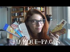Mes marque-pages 2014 + CODE PROMO NOËL - YouTube Code Promo, Foxes, Reading, Organization