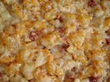 Receta Patatas y coliflor gratinada