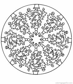 coloring page Mandala on Kids-n-Fun. Coloring pages of Mandala on Kids-n-Fun. More than coloring pages. At Kids-n-Fun you will always find the nicest coloring pages first! Cool Coloring Pages, Mandala Coloring Pages, Coloring Pages To Print, Free Printable Coloring Pages, Coloring Pages For Kids, Coloring Books, Mandalas Painting, Mandalas Drawing, Mandalas For Kids