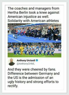 The difference between Germany and the U.S.
