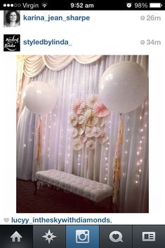Photo booth for party