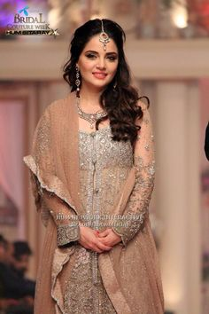 Armeena rana khan at telenor bridal week