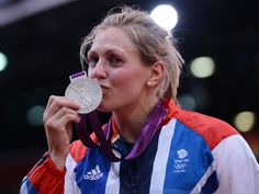 Gemma Gibbons delivered Britain's first Olympic judo medal in 12 years with a silver after she was beaten by American Kayla Harrison in the women's under-78kgs final at ExCeL