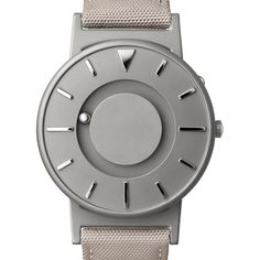 Created by US design company Eone, The Bradley is a revolutionary tactile timepiece designed for everyone to wear.