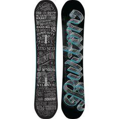 Burton Deja Vu Flying V Snowboard - Women's