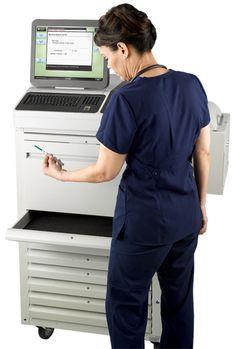 OmniDispenser Unit Dose Dispensing System