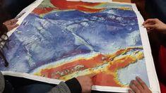 La batimetría, el relieve del fondo oceánico –10.01.2020 Tie Dye Skirt, Shape, Research Projects