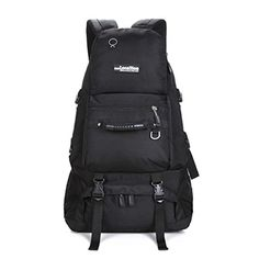 Local Lion Outdoor Sports Hiking Daypack Camping Backpack Unisex Black >>> This is an Amazon Affiliate link. Find out more about the great product at the image link.