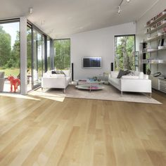 Kahrs Maple Vancouver Engineered Wood Flooring