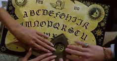 New trending GIF on Giphy. horror witchcraft shudder psychic prediction ouija ouija board witchboard. Follow Me CooliPhone6Case on Twitter Facebook Google Instagram LinkedIn Blogger Tumblr Youtube