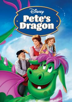 This 70's movie features a boy, his dragon, and some very fun songs.
