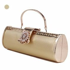 ad86764d905b Trendy Golden Evening Bag with Crystal Lock for Women USD  16.76 - 23.21  This wholesale leather