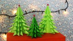 DIY: Arvore de natal para decorar a ceia