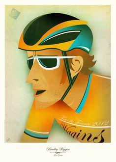 Bradley Wiggins - Tour Great.