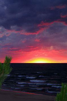 Michigan Sunsets 006