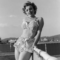 Marilyn Monroe - Health and Fitness Tips from Old Hollywood Actresses - Shape Magazine