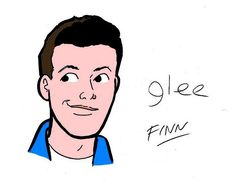 "The ""Glee"" Cast Gets Their Archie Makeover - Finn Cory Monteith, Finn Glee, Still Love You, My Love, Finn Hudson, Glee Club, Brenda Song, Rocky Horror, Archie Comics"