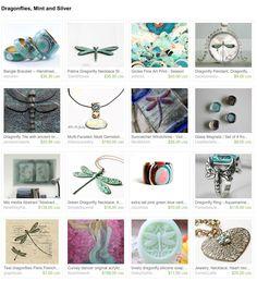 https://www.etsy.com/treasury/NjgxMzY0MnwyNzI0NDIyNTkw/dragonflies-mint-and-silver