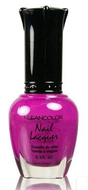 Neon Purple Nail Lacquer 199 Liked On Polyvore Featuring