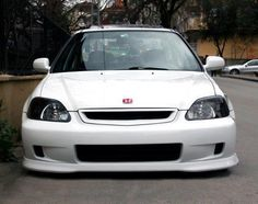 Honda Type R 1999 Honda Civic, Honda Civic Hatchback, Honda Crx, Honda Civic Type R, Japanese Cars, Jdm Cars, Sexy Cars, Toyota Corolla, Custom Cars