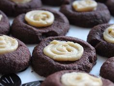 Stout, chocolate and coffee liquor, what could be a more glorious flavor combo. #recipe #cookie