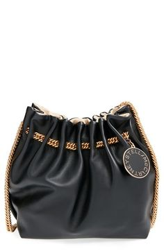 Stella McCartney 'Alter Nappa' Crossbody Bucket Bag