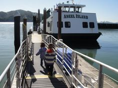 Escape to the islands for the day right here in the Bay. A trip to Angel Island offers hiking, biking, camping, fishing, great food, unbeatable views and so much more.